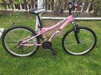 Dawes bandit mountain bike (girls)