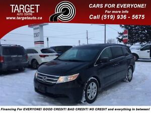 2012 Honda Odyssey LX, Very Clean, Drives Great and More !!!
