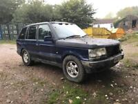Range Rover 2.5 dse off roader 4x4 spare repairs