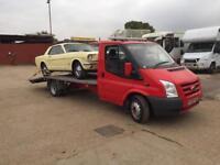 Car van and motorbike recovery