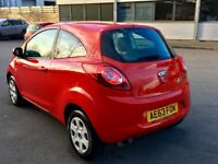 For sale Ford KA 1.2 Edge 2014 Petrol Manual 3dr Red