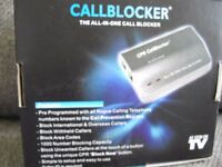 Telephone Call Blockers...Brand New and Boxed