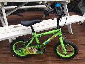 Apollo Marvin the Monkey toddlers/ kids bike