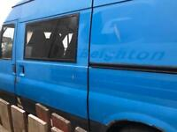 Ford Transit Mk6 or mk7 side aftermarket window.