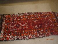 Genuine Hand Made Persian Rug. One Owner, Full Provenance.