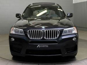 2014 BMW X3 XDRIVE M SPORT MAGS TOIT OUVRANT CUIR West Island Greater Montréal image 2