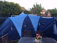 Vango Diablo 600 Tent - Excellent Condition