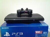 500GB PS3