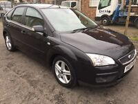 2007 FORD FOCUS 1.8TDCI TITANIUM DAMAGED/SALAVGE