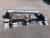 Caravan motor mover