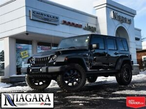 2015 Jeep WRANGLER UNLIMITED WILLYS,LIFT,CUSTOM LEATHER,LIFT,