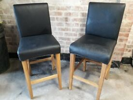 Pair of High Chairs