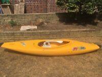 Single Sit-in Kayak