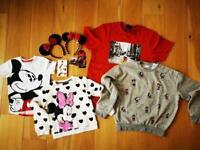 Disney bundle clothes and accessories