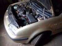 Vw golf 1.9 sdi breaking/ parts, good engine and gearbox