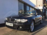 BMW 3 SERIES 2.2 320Ci 2dr XENON HEADLIGHTS, HEATED SEATS