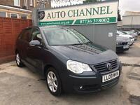 Volkswagen Polo 1.2 Match 5dr£3,795 p/x welcome 1 YEAR FREE WARRANTY. NEW MOT