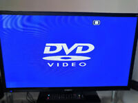 """Eternity 32"""" HD Ready 720p LED TV with DVD player built-in"""