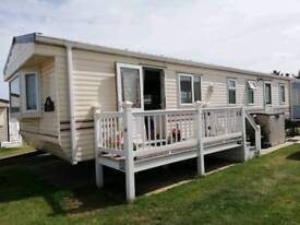 3 bed static caravan - Willerby Bermuda sited at Haven caister on sea Norfolk