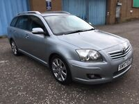 (57) Toyota Avensis TR 2.2 d4-d Estate , mot - June 2018 , 2 owners ,accord,vectra,passat,mondeo