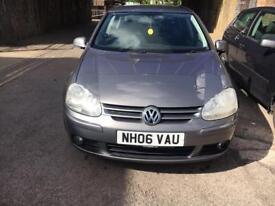 Volkswagen Golf 2 litre diesel £1400