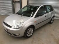 Ford Fiesta Only 63000 miles