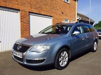 2006 56 Volkswagen Passat Estate 2.0 TDI FSH LOW MILEAGE 110k Cambelt Changed nt 320d touring a4 1.9