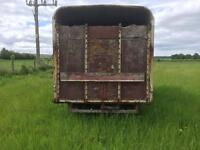 Old Stock box