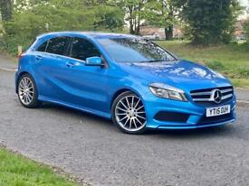 image for 2015 MERCEDES-BENZ A200 CDI AMG