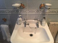 Full bathroom suite and accessories all for £525