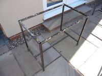 Square Tube Table Frames x 4