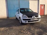 Renault Clio 1.5 TD *1 Years MOT*