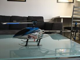 RC Radio Remote control helicopter with gyro