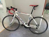 Carrera Karkinos road bike for sale - great condition