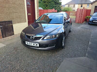 My Mazda 6 TS long MOT for sale