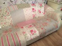 Shabby Chic Sofa