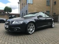 2011 11 AUDI A6 2.0TDI SLINE SPECIAL EDITIONS -LOW MILEAGE- FSH-2KEYS, **MUST GO TODAY** £7750