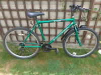 mens santana bike ready to ride can deliver