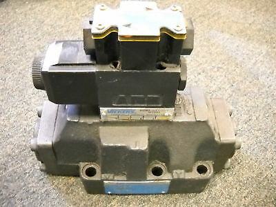 Vickers 02-143788 Hyd. Directional Control Valve Assy