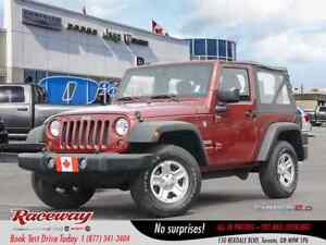 2011 Jeep Wrangler ***SPORT***FRESH TRADE IN***