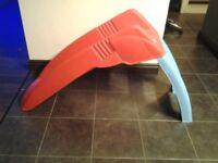 First size toddler slide