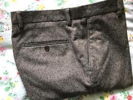 Mens Next smart trousers