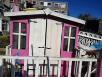 Kids garden play house