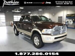 2015 Ram 2500 Longhorn | DIESEL | LEATHER | SUNROOF |
