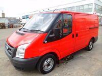 Finance - £100 Per Month - Ford Transit Van 2.2 85PS 260 -1 Owner - FSH - 1 Year MOT -74K - Warranty