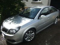 Vauxhall Vectra, 2008 (57) Silver Hatchback, Manual Petrol, 91,000 miles in Langholm