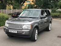 Range Rover VOUGE TDV8 SPORT. 3.6 TWIN TURBO. LOW MILES