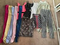 Girl's clothes bundle size 12-13 years