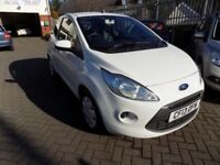 FORD KA Edge 3 Door Hatchback (white) 2013