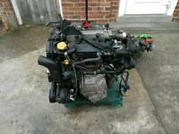 Vauxhall vectra zafira astra 1.9 cdti 120 bhp 8v complete engine spares repair